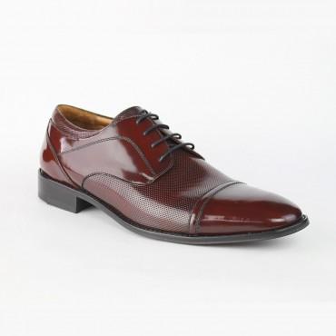 Zapato en cuero florantik con cordón